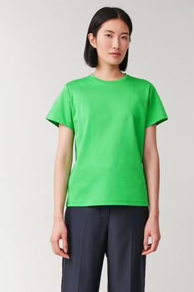 Cos Slim Organic Cotton T-Shirt