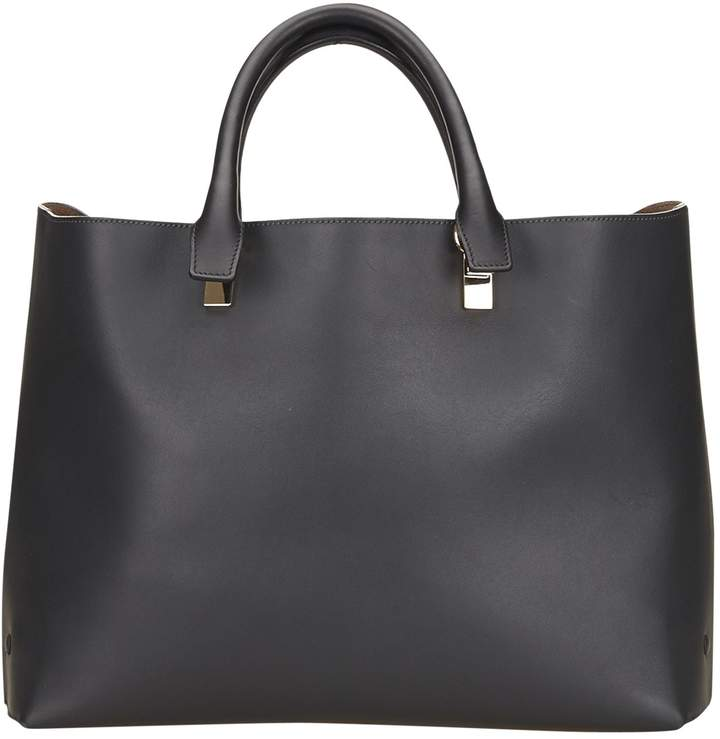 Chloé Bay leather tote
