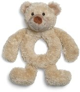 Happy Horse 15cm Bear Boogy Rattle Toy (Beige) by Happy Horse