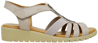 Supersoft By Diana Ferrari Hutchins Stone Sandal