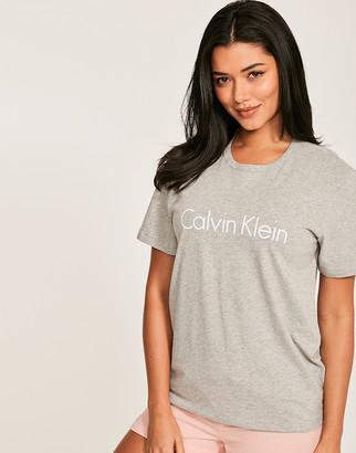 Calvin Klein Comfort Cotton Short Sleeved Coordinating Top