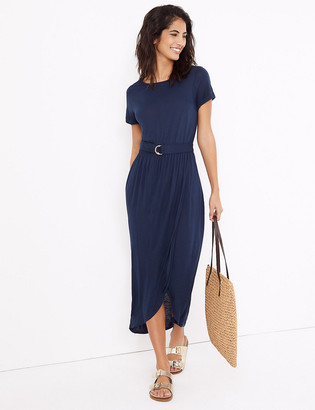 Marks and Spencer Jersey Belted Maxi Beach Dress