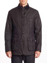 Barbour Torrido Button-Front Jacket