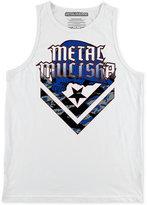 Metal Mulisha Men's Cam Graphic-Print Cotton Tank