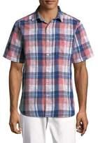 Tommy Bahama Double Fauna Short Sleeve Shirt