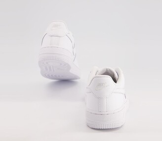 Nike Force 1 Ps Trainers White White White