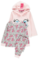 George My Little Pony Hoodie and Pyjamas Set