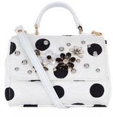 Dolce & Gabbana Polka-Dot Shoulder Bag
