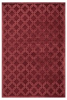 """Nobrand No Brand Prospect Accent Rug - Red (3'-3"""" x 5'-3"""")"""