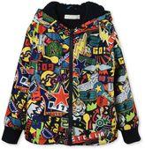 Stella McCartney scout stickers jacket