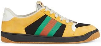 Gucci Screener sneakers in suede
