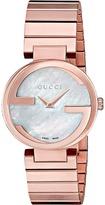 Gucci Interlocking - YA133515 Watches
