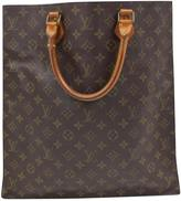 Louis Vuitton Plat cloth handbag