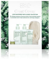 Coast To Coast Rainforest Luxe Bath And Body Collection