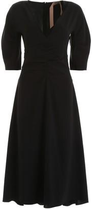 N°21 N.21 Draped Dress