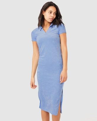 Cotton On Tori Polo Midi Dress