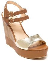 Tommy Hilfiger Final Sale-Double Strap Wedge