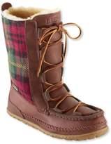 L.L. Bean Wicked Good Lodge Boots, Wool