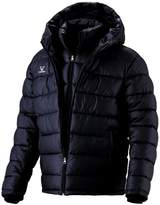 Fuerza Mens Winter Down Wellon Hooded Double Layer Parka Jacket