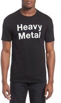 Kid Dangerous Men's Heavy Metal Graphic T-Shirt