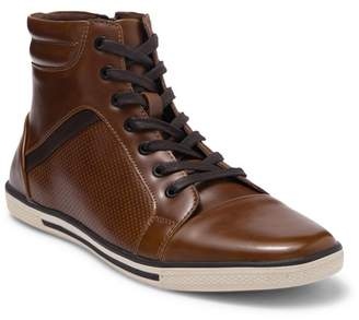 Kenneth Cole Unlisted, A Production Crown Worthy High-Top Sneaker