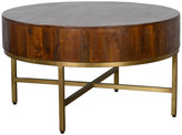 """Kosas Montreal 32"""" Round Coffee Table by Home"""