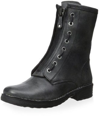 Khrio Women's Top Lace-Up Boot