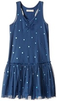 Stella McCartney Bell Polka Dot Tulle Dress (Toddler/Little Kids/Big Kids)