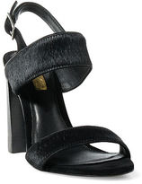 Ralph Lauren Kacia Haircalf Sandal