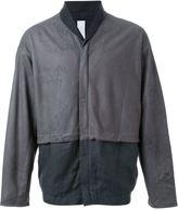 Isabel Benenato bomber jacket
