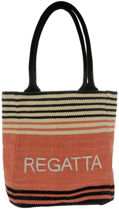 Regatta Logo Double Handle Tote Bag