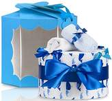 T-TOMI Large Diaper Cake, Whale