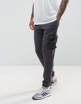 Adidas Originals Adidas Orignals Shadow Tones Joggers In Black Ce7105
