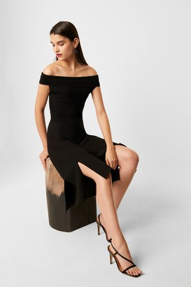 French Connection Odelia Tobey Bardot Dress