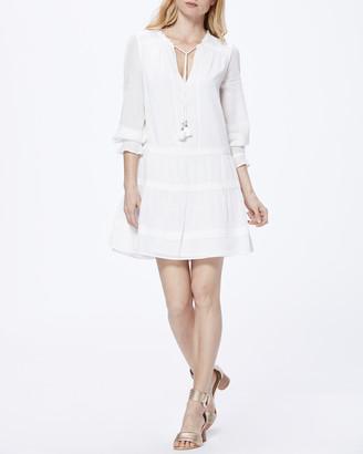 Paige JASLENE DRESS-WHITE