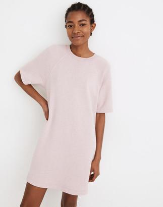 Madewell MWL Airyterry Sweatshirt Tee Dress