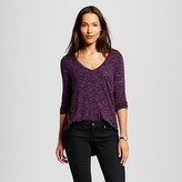 Merona Women's Textured Swingy Tee