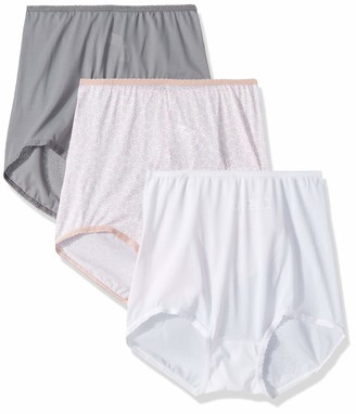 Bali Women's Skimp Skamp Brief Panty 3-Pack
