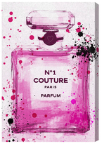 Oliver Gal Couture Parfum Glitter (Canvas)