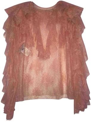 Philosophy di Lorenzo Serafini Pink Top for Women