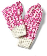 Gap Convertible marled mittens