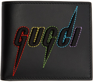 Gucci Black Blade Wallet