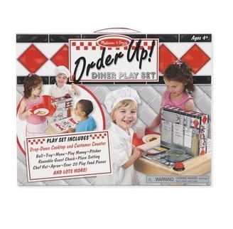 Melissa & Doug Order Up-Diner play set