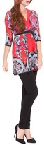 Olian Women's 'Roxanne' Maternity Tunic