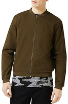 Topman Cotton Bomber Jacket