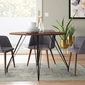Bronx Ivy Tollett Hairpin Dining Table Ivy