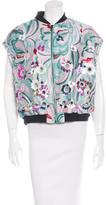 Giamba 2016 Embellished Jacquard Vest w/ Tags