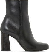 Dune Osmond leather ankle boots