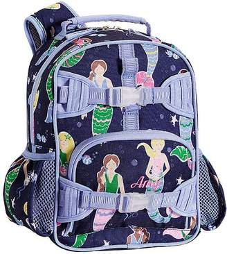 Pottery Barn Kids Mackenzie Navy Mermaid Lunch Bags