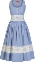 Lena Hoschek Tropezienne Sky Dress